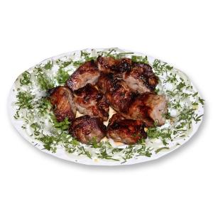 Шашлык из свинины (мякоть)